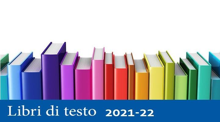 Elenco adozioni libri di testo a.s. 2021-22